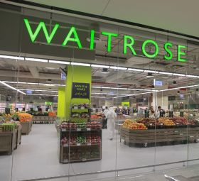 Waitrose expands in the Middle East