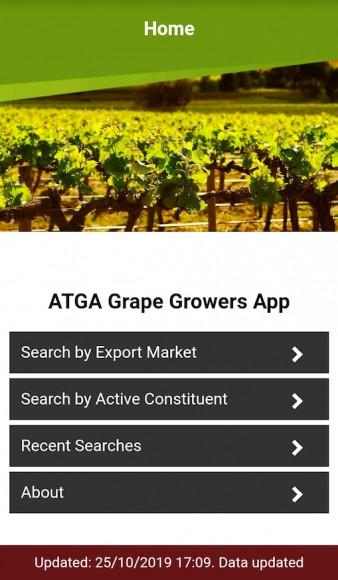 ATGA app