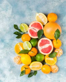 The citrus balancing act