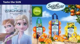 SanLucar launches icy promotion
