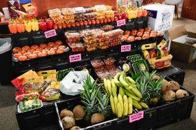 PMA makes food bank donation