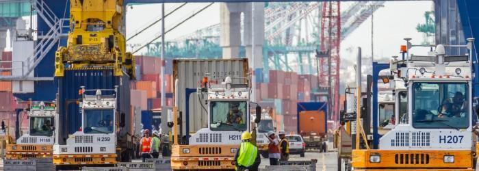 Tariffs take toll on Port of Los Angeles