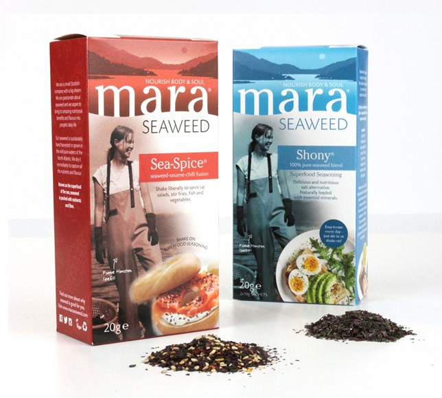 Tesco Gets On Board With Seaweed Trend