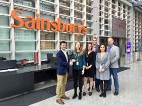 Sainsbury's named top SA stonefruit retailer