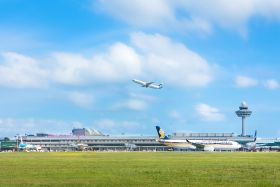 Fresh certification for Changi airport