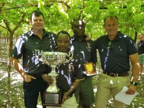 Clean sweep for Capespan Namibia