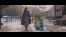 Waitrose and John Lewis team up for Xmas ad
