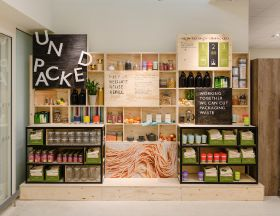 Waitrose expands packaging-free concept