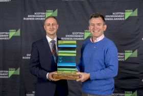 Vertical farm picks up innovation award
