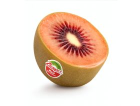 Zespri to commercialise red kiwifruit