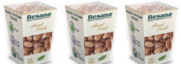 Besana sets targets on plastic use
