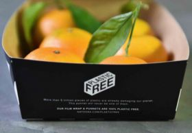 Natoora launches plastic-free packaging