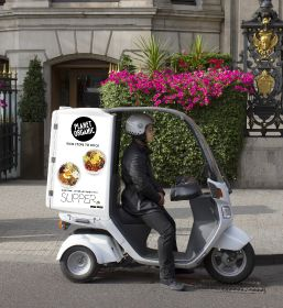 Planet Organic moves into delivery