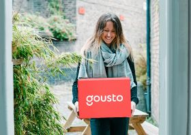 New Gousto packaging will help halve plastic use