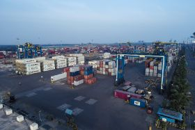 Adani's logistics expansion
