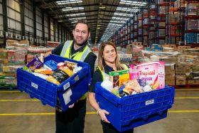 "£1m ""Brexit fund"" for FareShare Scotland"