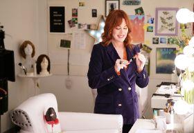 Molly Ringwald promotes avocados
