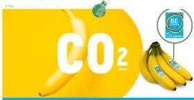 Delhaize launches CO2-neutral bananas