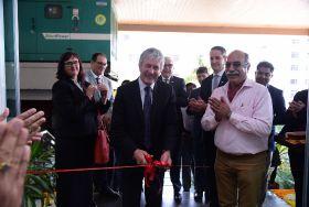 NZ minister opens Mumbai facility