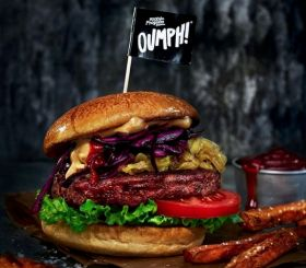 Oumph! wins 'best vegan burger'