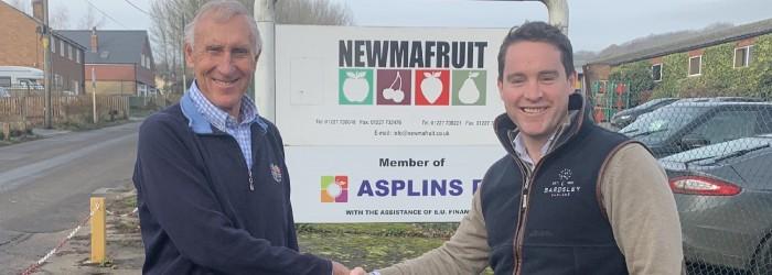 Exclusive: Bardsley England acquires Newmafruit