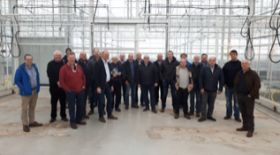 Seed exporters visit Netherlands