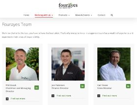 Fourayes unveils new website