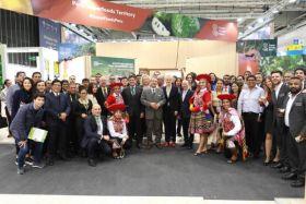 Peru celebrates successful Fruit Logistica