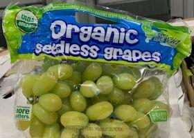 Oppy imports organic Arra 15 grapes