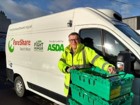 One van will deliver 265,000 meals a year