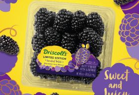 Sweetest Batch blackberries hit shelves