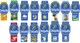 Chiquita picks banana sticker winners