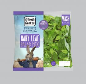 Fresh & naked to feature Peter Rabbit