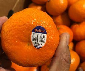 Deliteful mandarins hit Australian stores