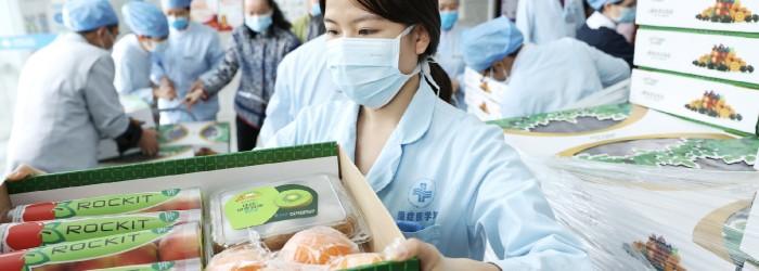Coronavirus: measuring the market impact