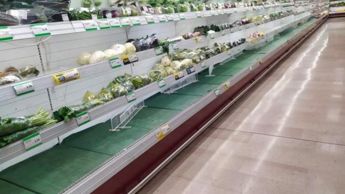 Cesena supermarket coronavirus February 2020 2
