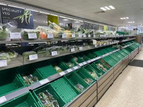 Panic buying 'not to blame for shortages'