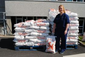 Welsh growers donate 15 tonnes of spuds to NHS