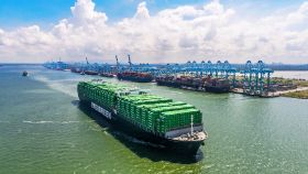 Evergreen orders new reefers