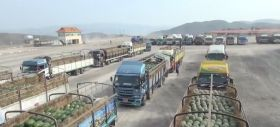 Tension at Myanmar-China border
