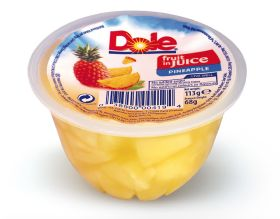 Dole supports homeless charity