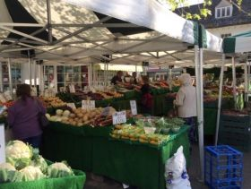 Council waives rent on fruit and veg stalls