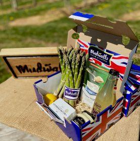 Mudwalls launches premium asparagus box