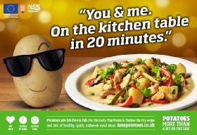 Marketing boost to help shift potato stocks