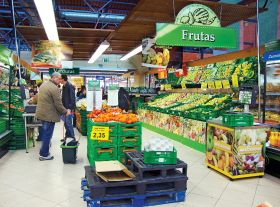 Household fruit and veg sales soar in Spain