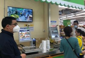 Walmart China adds AI scales