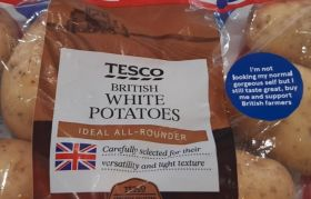 Tesco potato move gives growers a boost