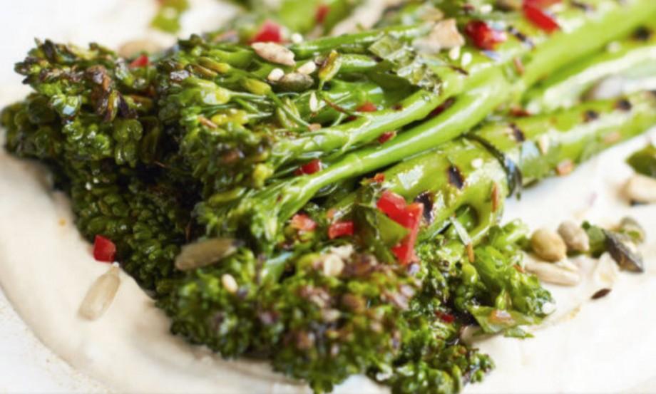 Online Attention For Bimi Broccoli