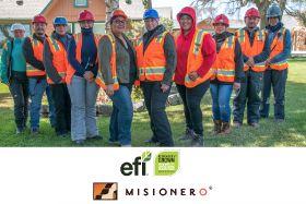 Misionero lands EFI certification