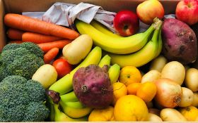Foodstuffs donates fresh produce boxes